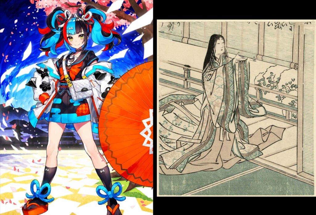 Sei Shonagon - Fate/Grand Order Archer Sınıfındakilerin Gerçek Hikayeleri - Figurex Ne? Nedir?
