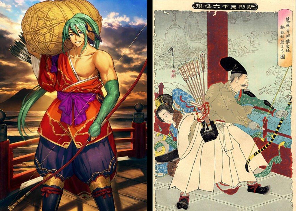 Tawara Touta - Fate/Grand Order Archer Sınıfındakilerin Gerçek Hikayeleri - Figurex Ne? Nedir?