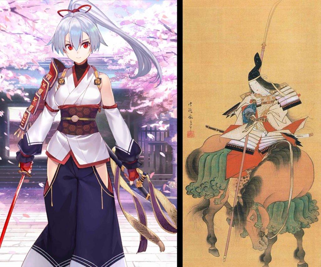 Tomoe Gozen - Fate/Grand Order Archer Sınıfındakilerin Gerçek Hikayeleri - Figurex Ne? Nedir?