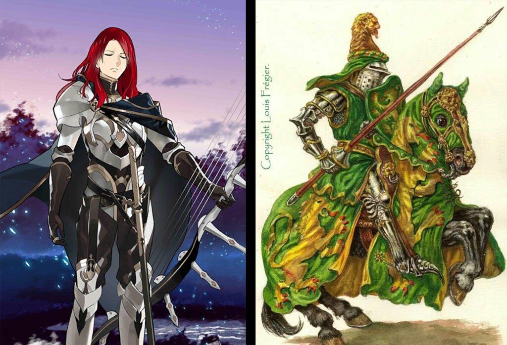 Tristan - Fate/Grand Order Archer Sınıfındakilerin Gerçek Hikayeleri - Figurex Ne? Nedir?