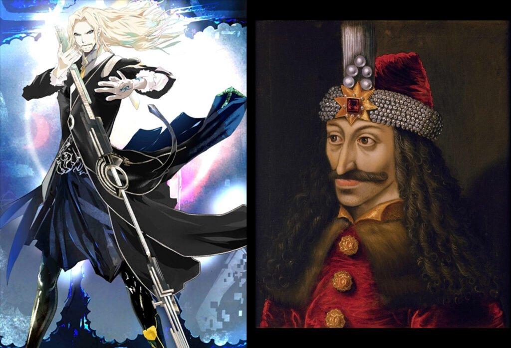 Vlad III - Fate/Grand Order Lancer Sınıfındakilerin Gerçek Hikayeleri - Figurex Ne? Nedir?