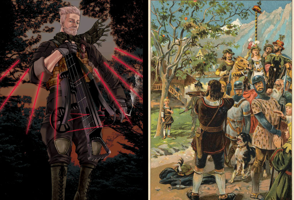 William Tell - Fate/Grand Order Archer Sınıfındakilerin Gerçek Hikayeleri - Figurex Ne? Nedir?