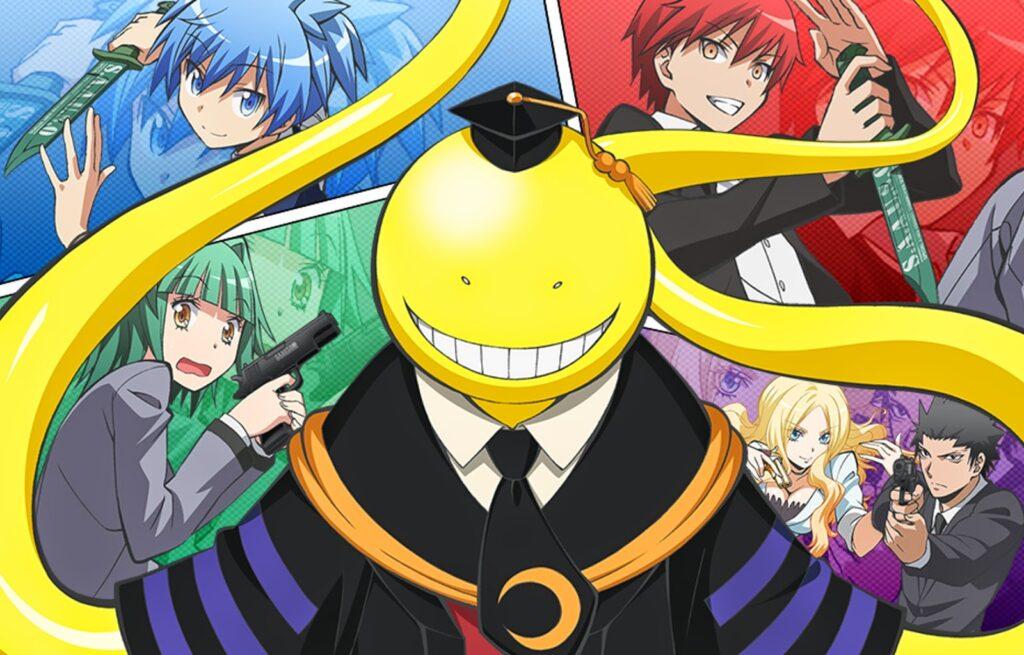 assassination classroom kuro sensei dai houimou pv - Hikayesi Tamamlanan Anime Önerileri ( Manga İle Birlikte ) - Figurex Anime Önerileri
