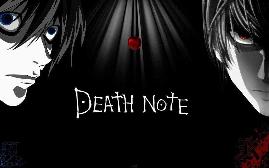 deathnote - Hikayesi Tamamlanan Anime Önerileri ( Manga İle Birlikte ) - Figurex Anime Önerileri