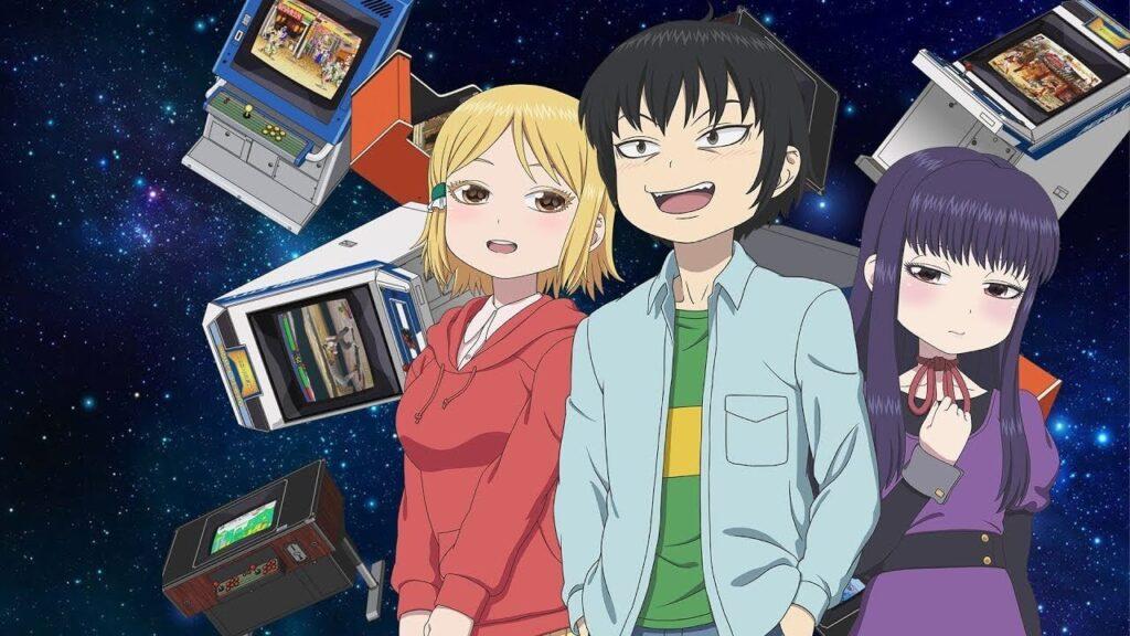 hi score girl 0 - Hi Score Girl Anime Tanıtım ve İnceleme - Figurex Anime Tanıtımları