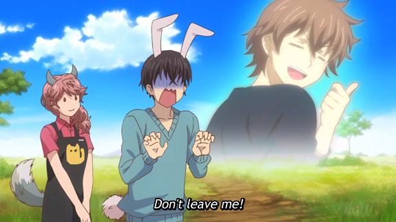 roommate 0403 - My Roommate is a Cat Anime Tanıtım ve İnceleme - Figurex Anime Tanıtımları