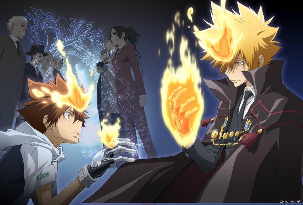 screen 0 - Katekyo Hitman Reborn Anime Tanıtım ve İnceleme - Figurex Anime Tanıtımları