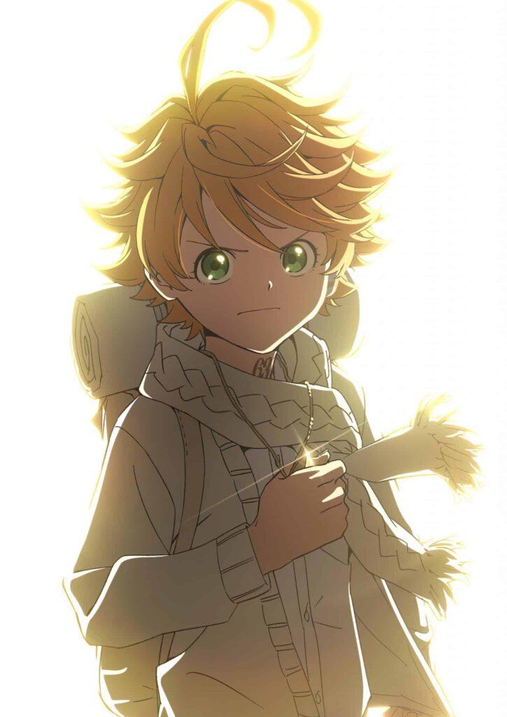 1 - Bahsedilen The Promised Neverland Animesi Yeni Sezon İçin Görsel Yayınladı! - Figurex Anime Haber