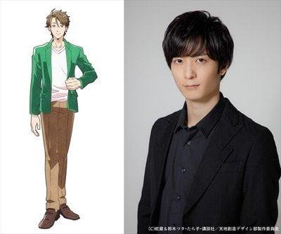 1bcdadc93bd0f21ca0c9ffa54d82679f9022541e 5f340a55246e1 - Heaven's Design Animesinin Kadrosu Duyuruldu! - Figurex Anime Haber