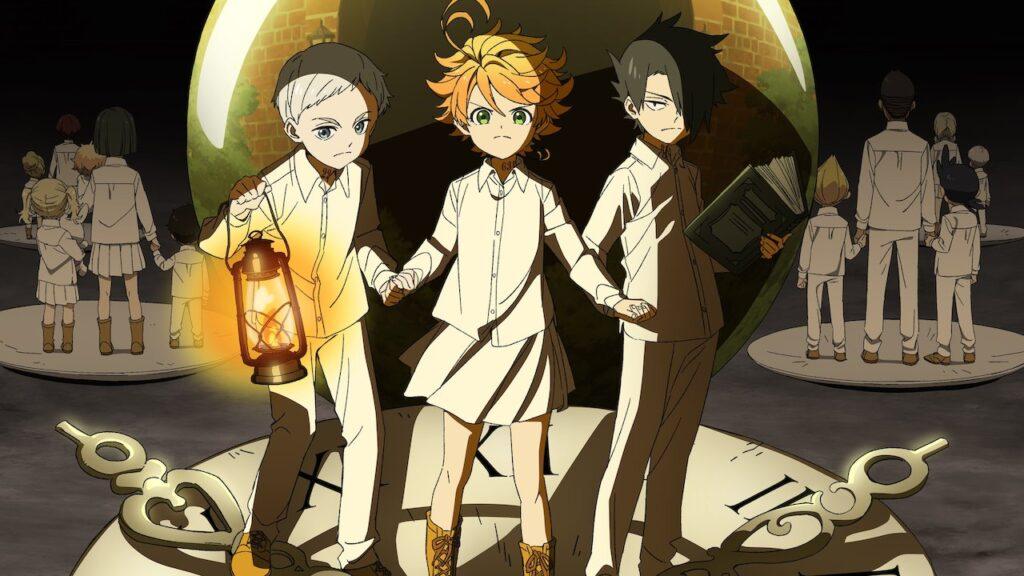 5849852 - Bahsedilen The Promised Neverland Animesi Yeni Sezon İçin Görsel Yayınladı! - Figurex Anime Haber