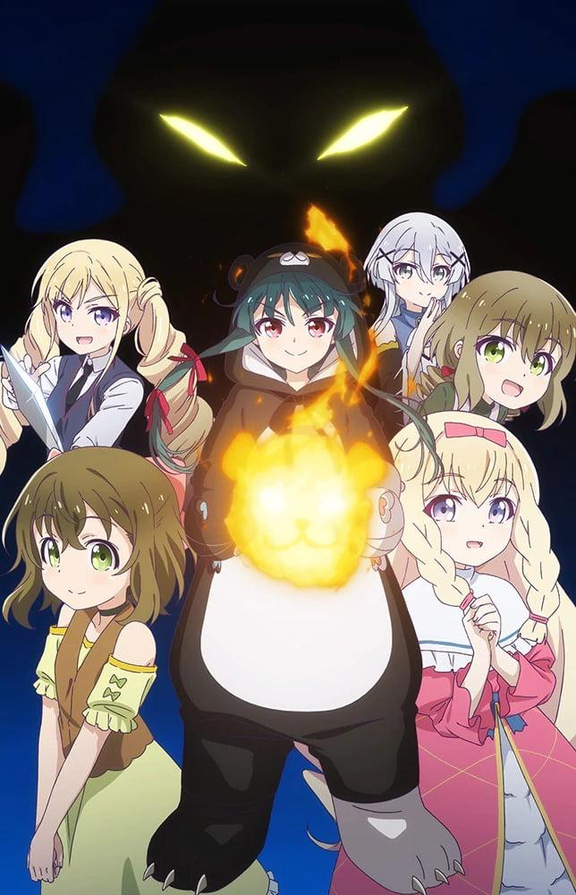 8b48788090fdc700c297f64ac042a8ab1596960130 main - Kuma Kuma Kuma Bear Animesi Yeni Fragmanı İle Sizlerle! - Figurex Anime Haber