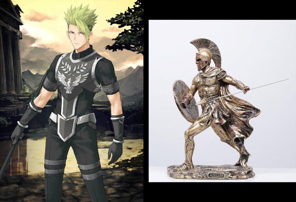 Achilles - Fate/Grand Order Rider Sınıfındakilerin Gerçek Hikayeleri - Figurex Ne? Nedir?