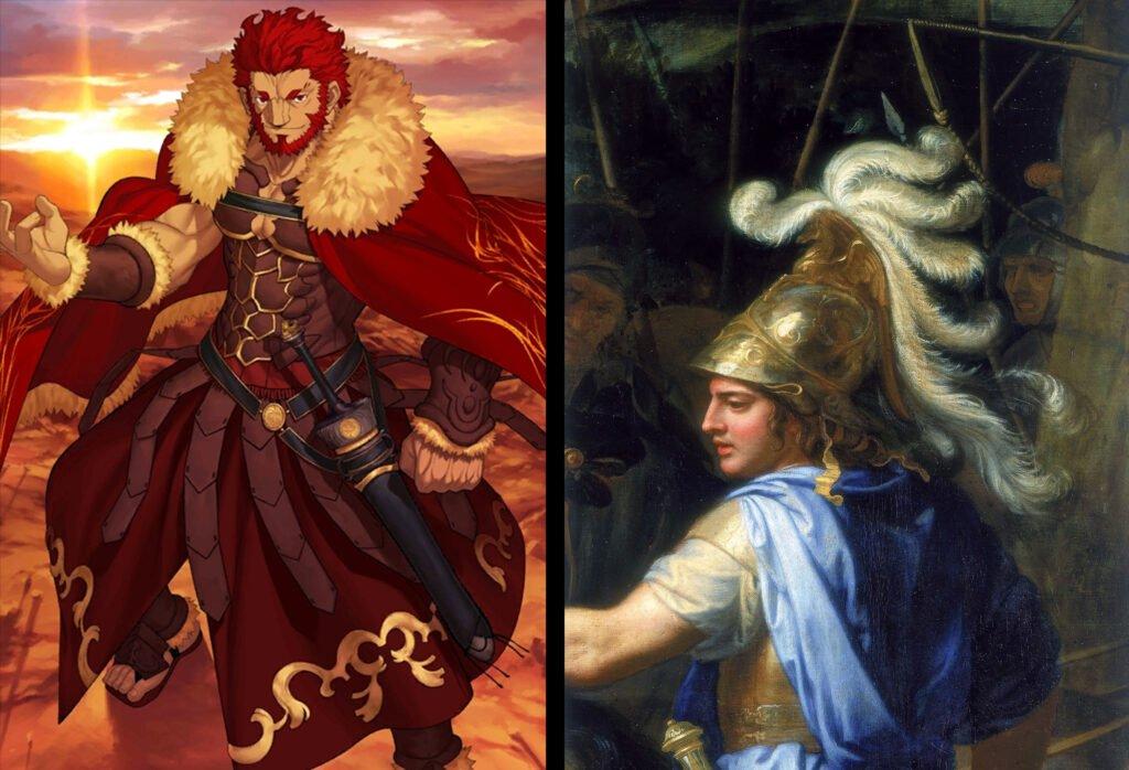 Alexander The Great - Fate/Grand Order Rider Sınıfındakilerin Gerçek Hikayeleri - Figurex Ne? Nedir?