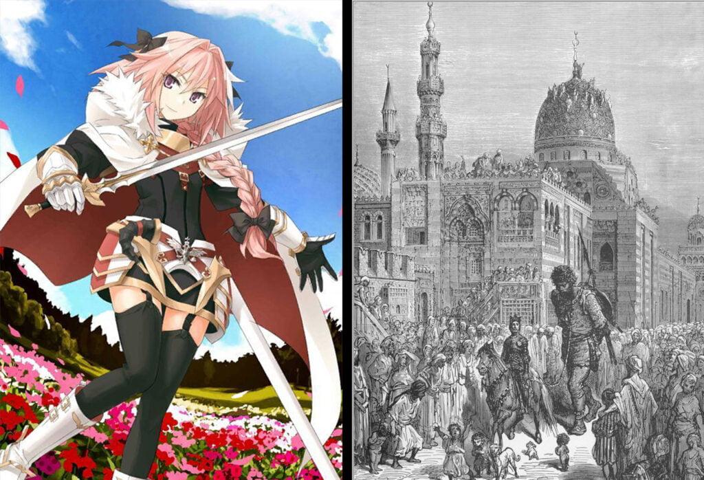 Astolfo - Fate/Grand Order Rider Sınıfındakilerin Gerçek Hikayeleri - Figurex Ne? Nedir?
