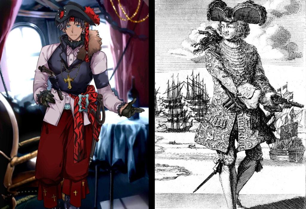 Bartholomew Roberts - Fate/Grand Order Rider Sınıfındakilerin Gerçek Hikayeleri - Figurex Ne? Nedir?