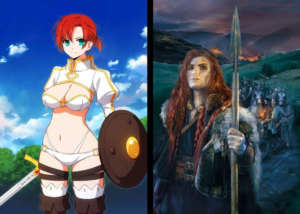 Boudica - Fate/Grand Order Rider Sınıfındakilerin Gerçek Hikayeleri - Figurex Ne? Nedir?