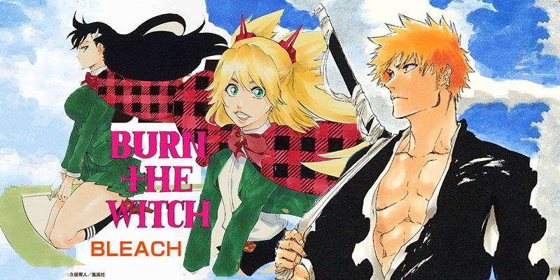 Burn the Witch Anime