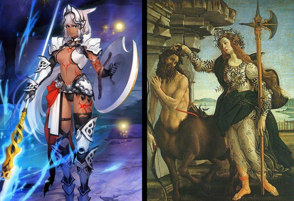 Caenis - Fate/Grand Order Lancer Sınıfındakilerin Gerçek Hikayeleri - Figurex Ne? Nedir?