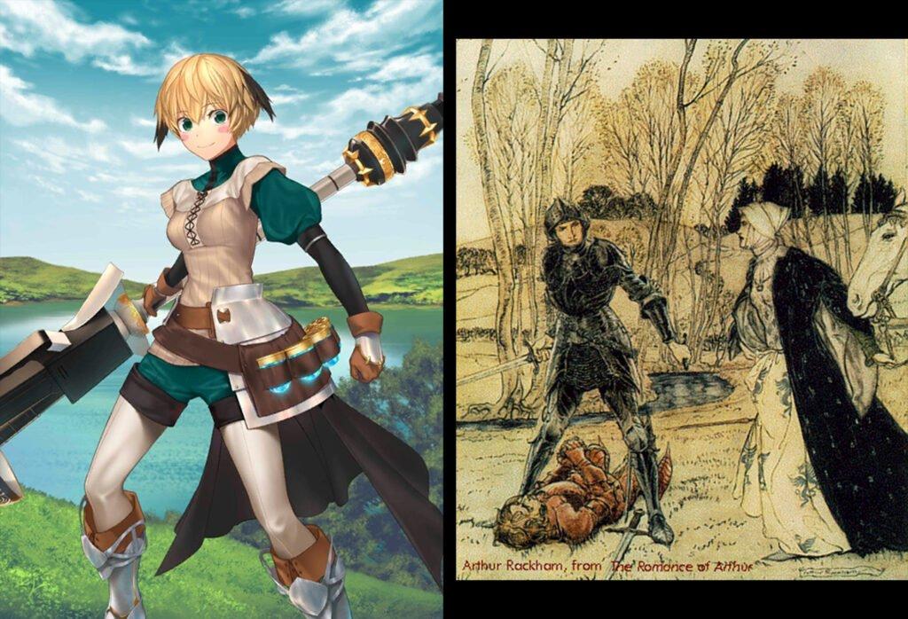 Gareth - Fate/Grand Order Lancer Sınıfındakilerin Gerçek Hikayeleri - Figurex Ne? Nedir?