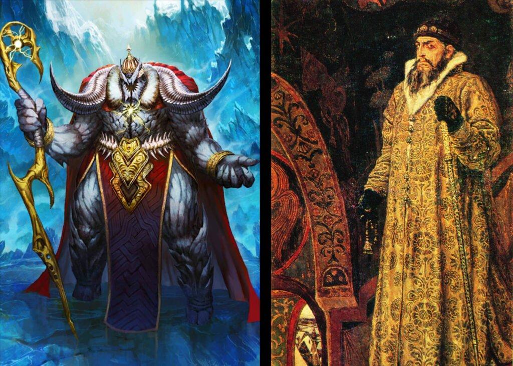 Ivan The Terrible - Fate/Grand Order Rider Sınıfındakilerin Gerçek Hikayeleri - Figurex Ne? Nedir?