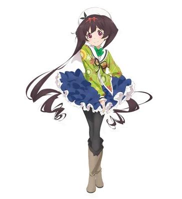 Kyōka Moriya, Hemo Midori