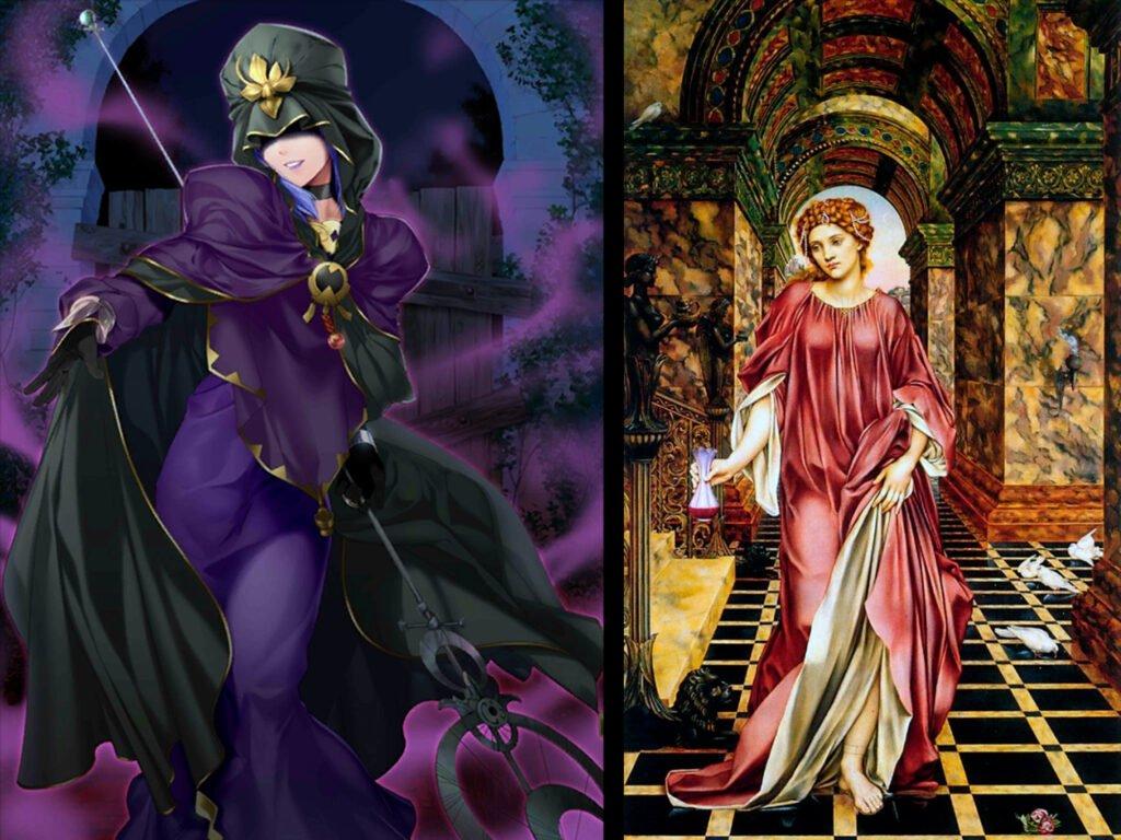 Medea - Fate/Grand Order Caster Sınıfı Karakterleri Gerçek Hikayeleri - Figurex Ne? Nedir?