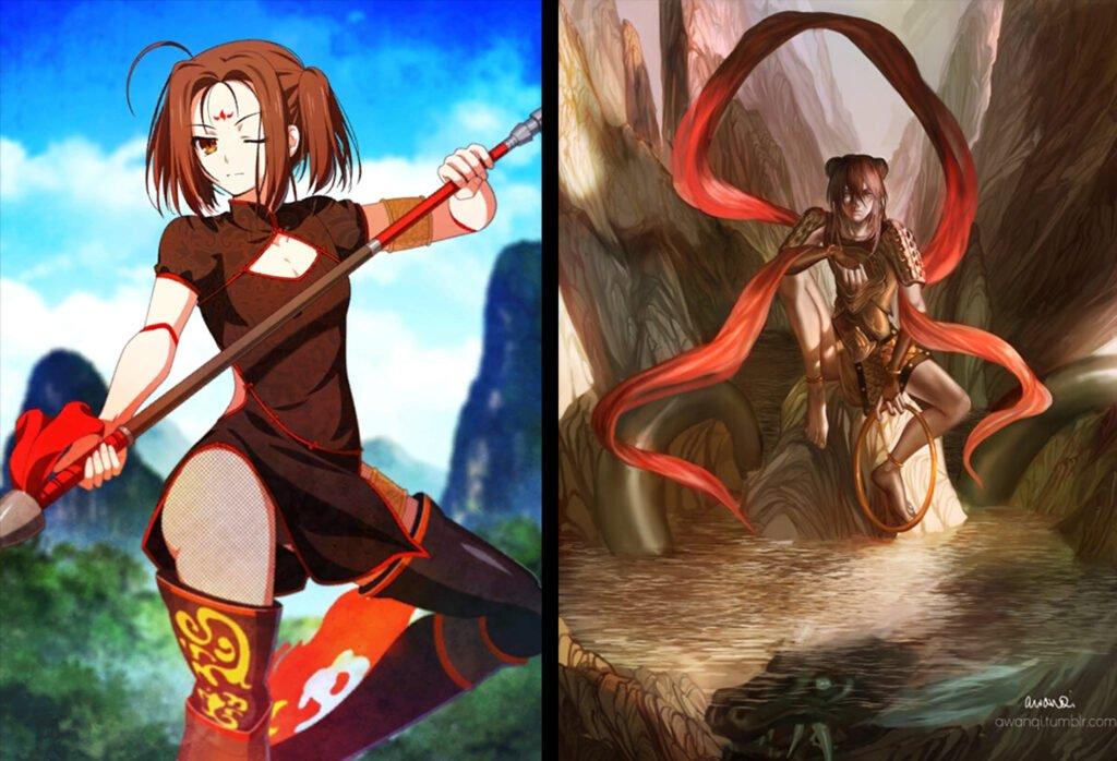 Nezha - Fate/Grand Order Lancer Sınıfındakilerin Gerçek Hikayeleri - Figurex Ne? Nedir?