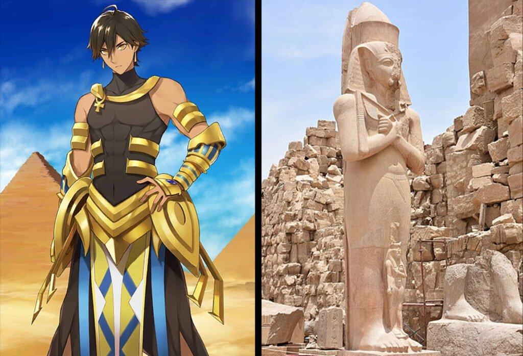 Ozymandias - Fate/Grand Order Rider Sınıfındakilerin Gerçek Hikayeleri - Figurex Ne? Nedir?