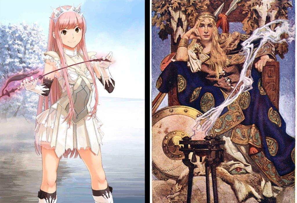 Queen Medb - Fate/Grand Order Rider Sınıfındakilerin Gerçek Hikayeleri - Figurex Ne? Nedir?