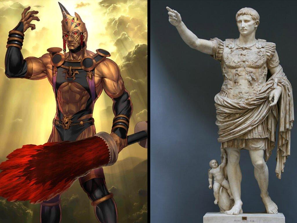 Romulus - Fate/Grand Order Lancer Sınıfındakilerin Gerçek Hikayeleri - Figurex Ne? Nedir?