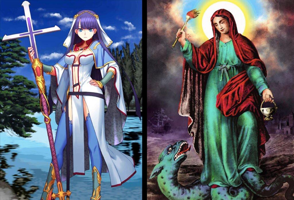 Saint Martha - Fate/Grand Order Rider Sınıfındakilerin Gerçek Hikayeleri - Figurex Ne? Nedir?