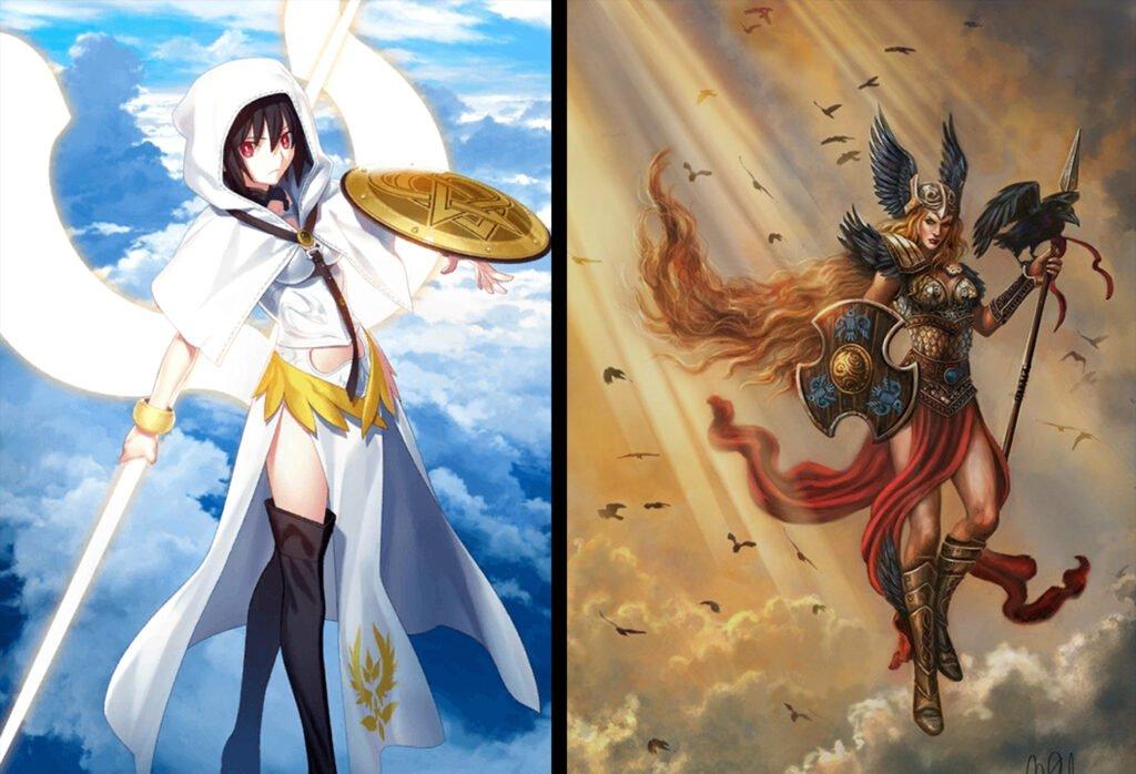 Valkyrie - Fate/Grand Order Lancer Sınıfındakilerin Gerçek Hikayeleri - Figurex Ne? Nedir?