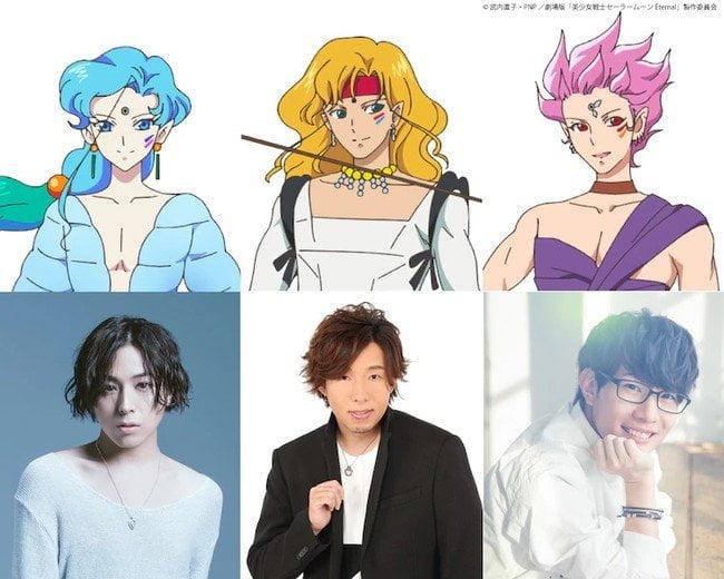 amazontrio - Sailor Moon Eternal Filminin Kadrosu Duyuruldu! - Figurex Anime Haber