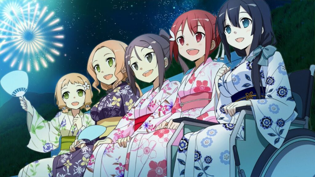 maxresdefault 2 - Yuuki Yuuna Wa Yuusha De Aru 3. Sezon Onaylandı! - Figurex Anime Haber