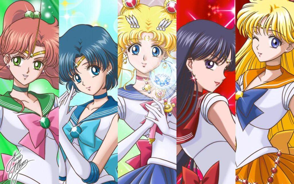 - Sailor Moon Eternal Filminin Kadrosu Duyuruldu! - Figurex Anime Haber