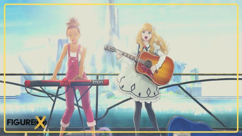 1 Carole Tuesday 1 - Netflix'de İzleyebileceğiniz Harika Animeler - Figurex Sinema