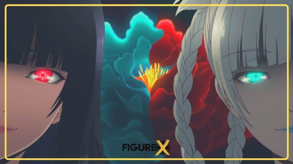 10 Kakegurui 1 - Netflix'de İzleyebileceğiniz Harika Animeler - Figurex Sinema