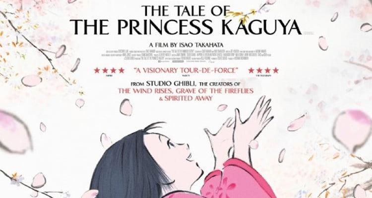 11 Kaguya hime no Monogatari - Yetişkinler İçin Anime Film Önerileri - Figurex Film