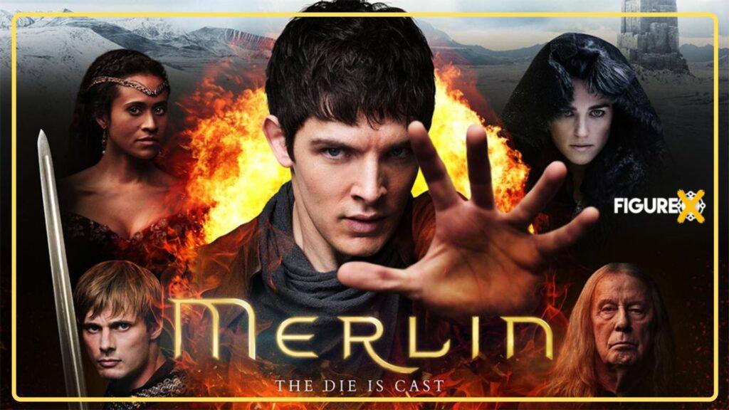 11 Merlin 1 - Netflix'de Yayınlanan Fantastik Dizi Önerileri - En İyi 20 - Figurex Dizi