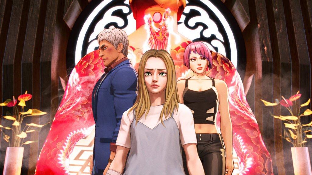 13 Altered Carbon Resleeved 1 - Yetişkinler İçin Anime Film Önerileri - Figurex Film