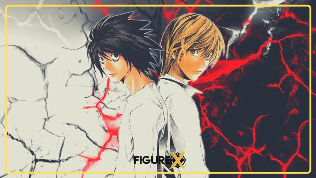 13 Death Note 3 1 - Netflix'de İzleyebileceğiniz Harika Animeler - Figurex Sinema