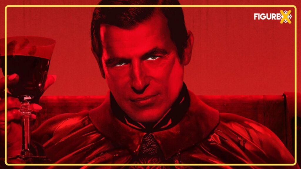 14 Dracula 1 - Netflix'de Yayınlanan Fantastik Dizi Önerileri - En İyi 20 - Figurex Dizi