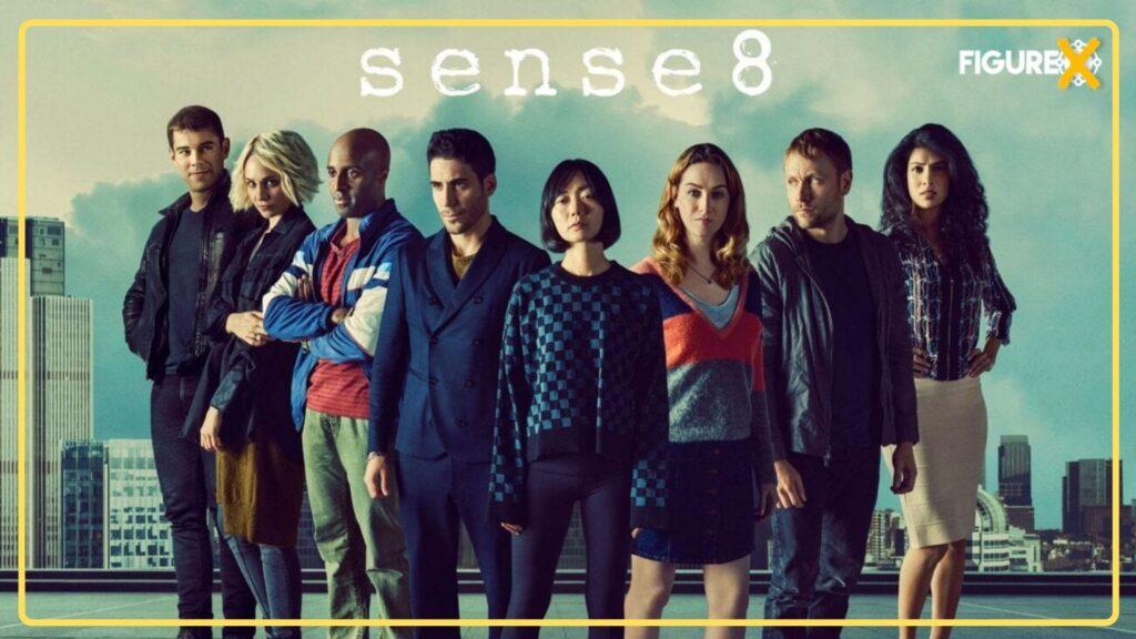 16 Sense8 1 - Netflix'de Yayınlanan Fantastik Dizi Önerileri - En İyi 20 - Figurex Dizi