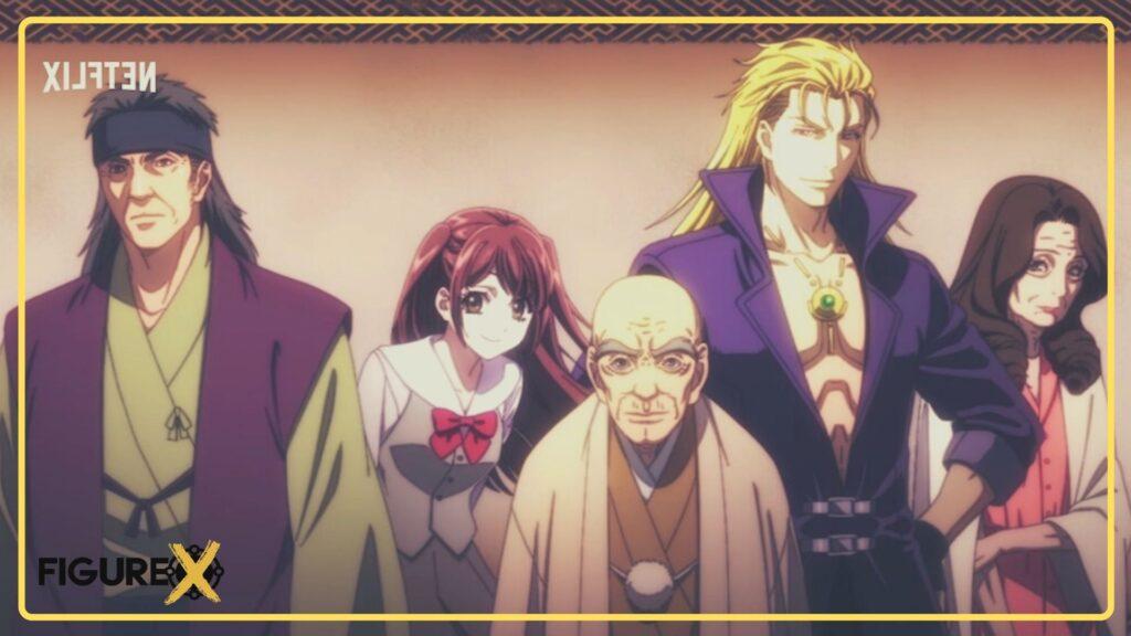 16 Sword Gai The Animation 1 - Netflix'de İzleyebileceğiniz Harika Animeler - Figurex Sinema