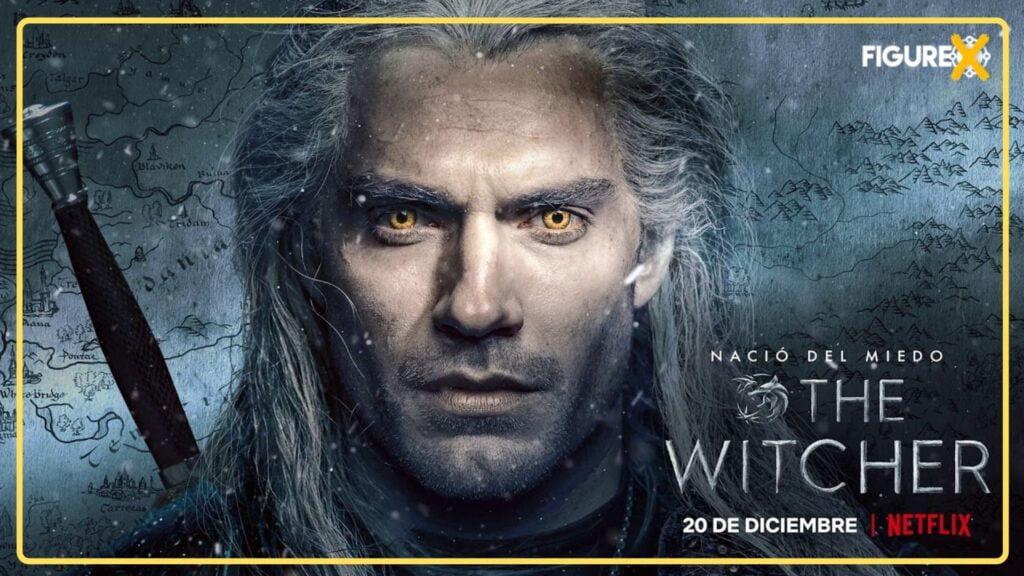 17 The Witcher 1 - Netflix'de Yayınlanan Fantastik Dizi Önerileri - En İyi 20 - Figurex Dizi
