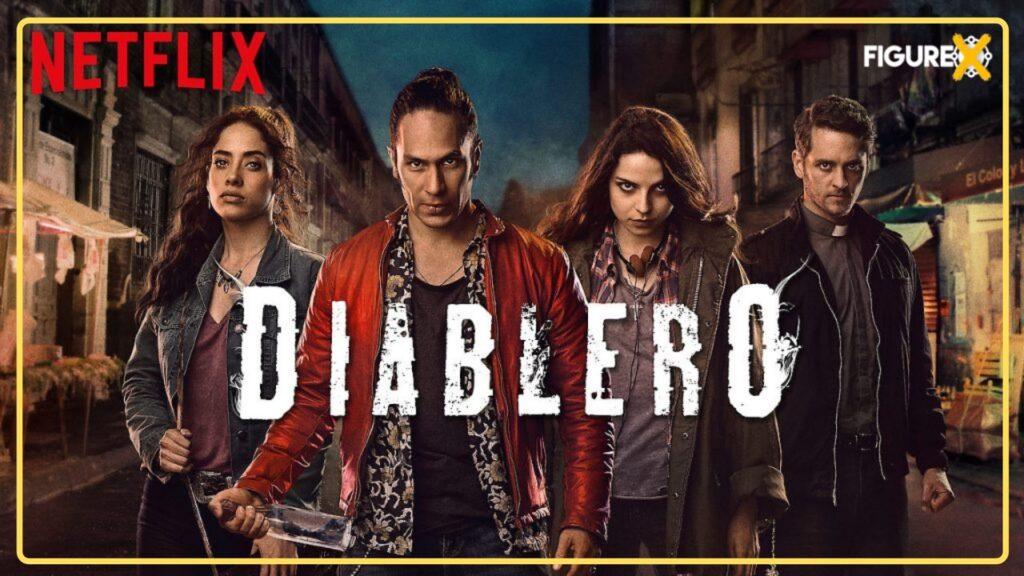 18 Diablero 1 - Netflix'de Yayınlanan Fantastik Dizi Önerileri - En İyi 20 - Figurex Dizi