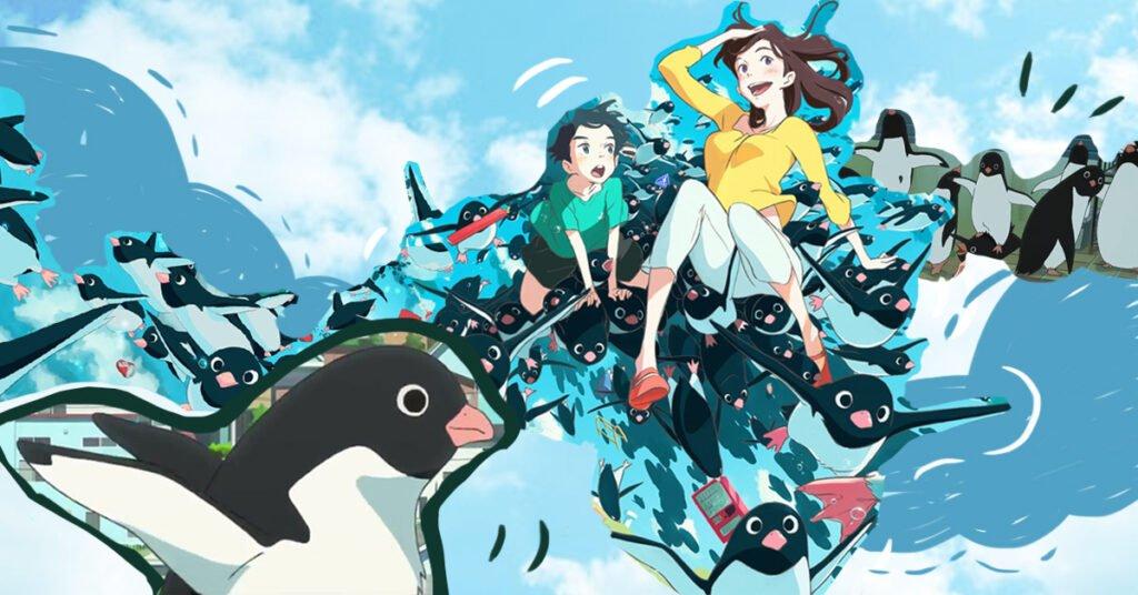 18 Penguin Highway 1 - Yetişkinler İçin Anime Film Önerileri - Figurex Film