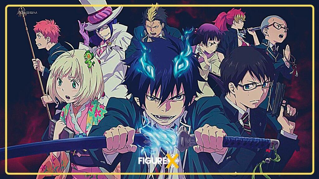 19 Ao no - Kimetsu no Yaiba Tarzı Animeler - Figurex Anime Önerileri