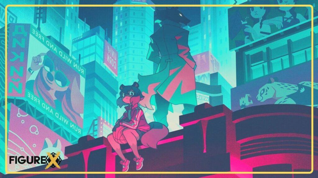 19 BNA 1 - Netflix'de İzleyebileceğiniz Harika Animeler - Figurex Sinema