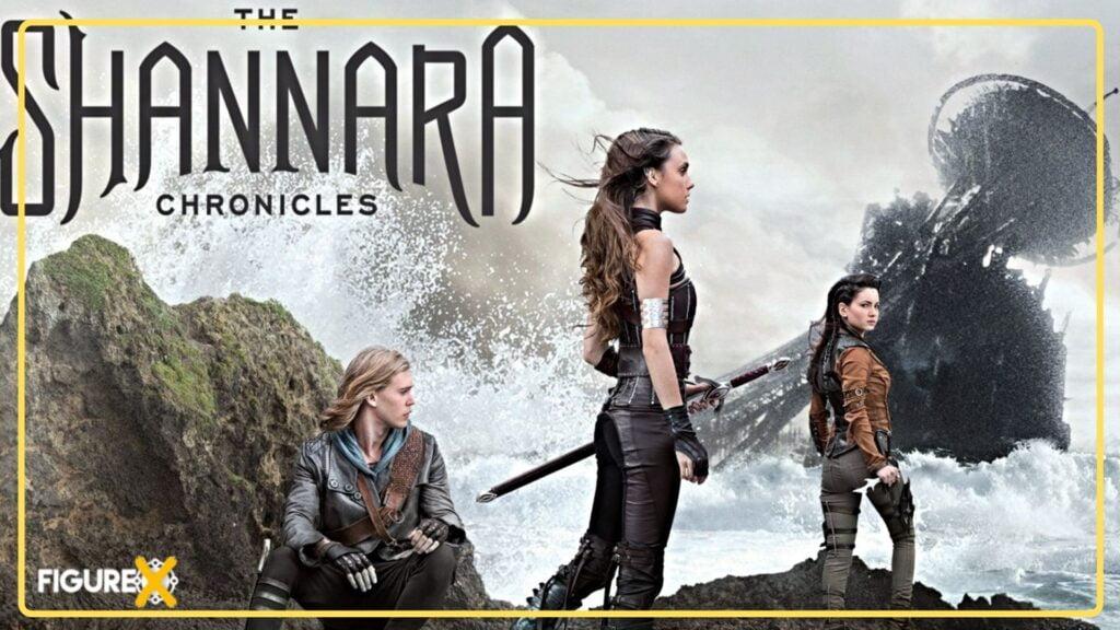 19 The Shannara Chronicles 1 - Netflix'de Yayınlanan Fantastik Dizi Önerileri - En İyi 20 - Figurex Dizi